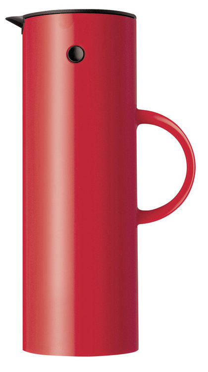 Stelton Thermoskan Rood
