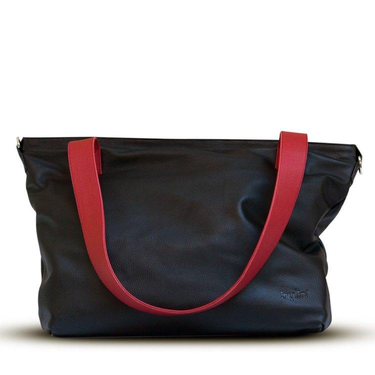 Bylin Shopper Black/red