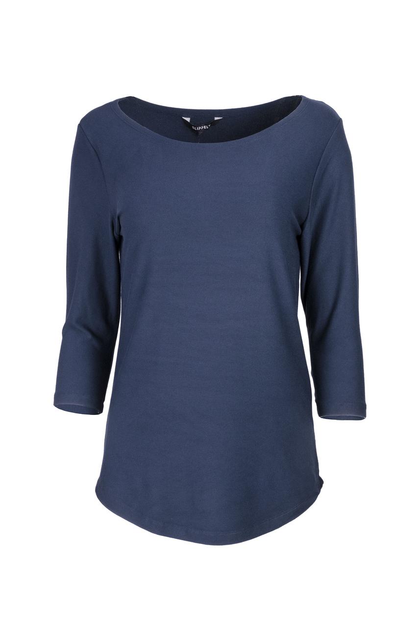 Slippely shirt Jolie donkerblauw