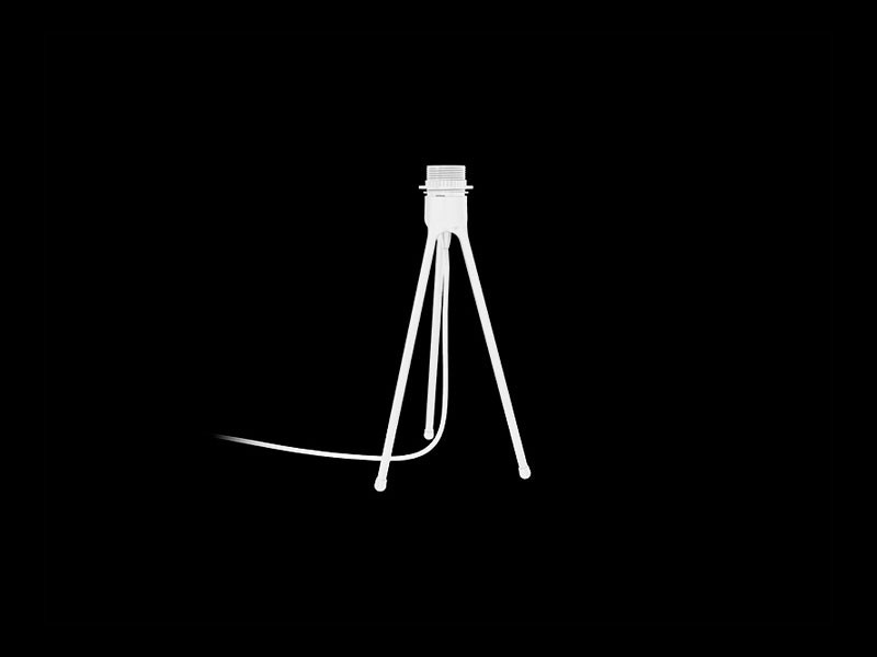 Vita Driepoot tafelstand met fitting mat wit