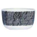 Marimekko servies Oiva schaaltje wit/zwart 2,5 dl 066010-190