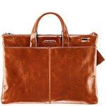 Piquadro Expandable Portfolio Briefcase CA1618B2/AR