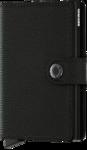 Secrid Miniwallet MC Crisple Black portemonnee