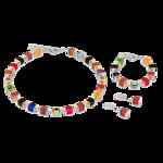 Coeur de Lion Ketting 4747/ /1500 Multicolor