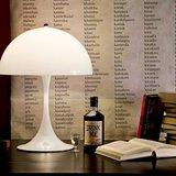 Louis Poulsen Panthella tafellamp acryl, verlichting