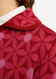Oleana Cardigan 345 R rood_