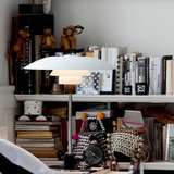 Louis Poulsen PH 4/3 tafellamp, verlichting