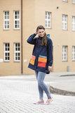 Blaest regenjas model Copenhagen zwart_