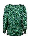 Mansted kleding Flo vest blauw/groen_