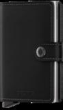 Secrid Miniwallet M Original Black portemonnee_