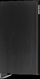 Secrid Cardprotector C Brushed Black portemonnee