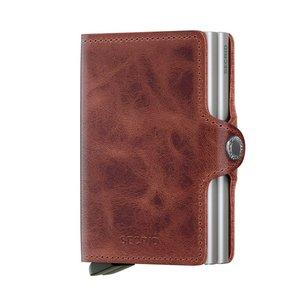 Secrid Twinwallet T Vintage Brown portemonnee