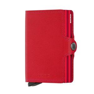 Secrid Twinwallet T Original Red Red portemonnee