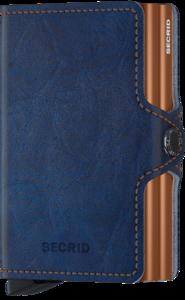 Secrid Twinwallet Indigo 5 portemonnee