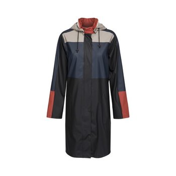 Ilse Jacobsen Rain Coat 99 Black