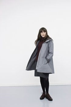 McVerdi Rubber Coat 660B Grey