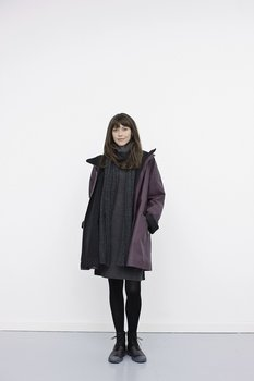 McVerdi Rubber Coat 660B Plum