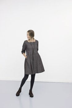 McVerdi Tunic 665C bordeaux