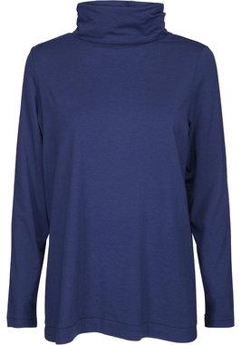 Two Danes Benedicte colpulli shirt donkerblauw 25531-272
