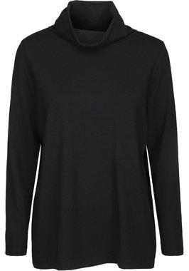 Two Danes Benedicte colpulli shirt zwart 25531-299