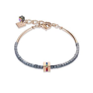 Coeur de Lion Armband 4966/ /1500 Multicolor