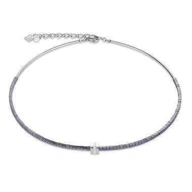 Coeur de Lion Ketting 4966/ /1700 Silver