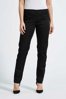 Laurie broek, model Betty Regular basis katoen zwart 28111-99100