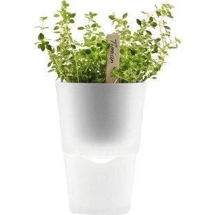 Eva Solo kruidenpot mat glas ø11 cm