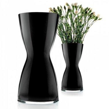 Eva Solo Vaas Florentine zwart 26 cm