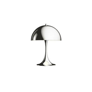 Louis Poulsen Panthella mini tafellamp, verlichting
