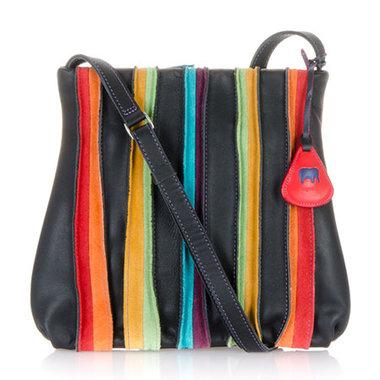 MyWalit Laguna Shoulder Bag Black 606-3
