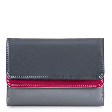 MyWalit Double Flap Wallet Storm250-131