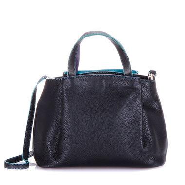 MyWalit Verona Medium Grab Handle Black Pace 1961-4