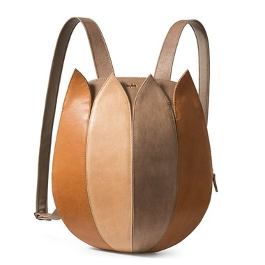 by-Lin Tas Tulip Backpack Multi Vintage 150607 tulp