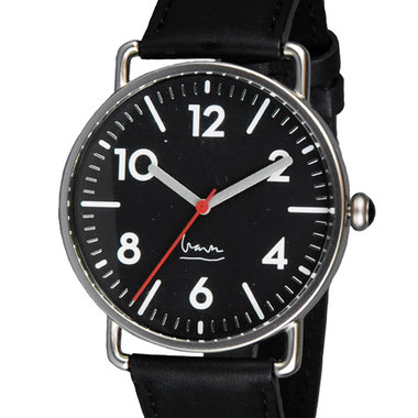 Project Watches Witherspoon Black 7104B
