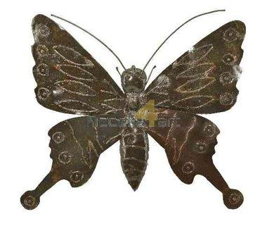 Vlinder wand middel BWBM