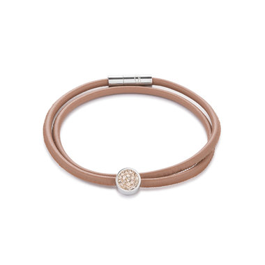 Coeur de Lion Armband 0118/ /0225 Peach