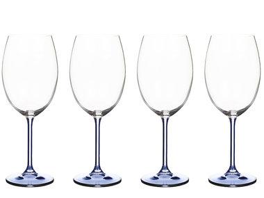 Bitz servies wijnglazen 4 stuks 911947