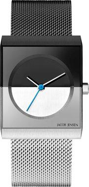 Jacob Jensen horloge Classic 525 Dames model