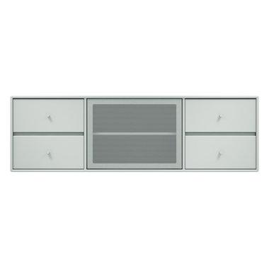 Montana TV meubel kasten systeem TV & Sound SJ12 115,2 cm breed