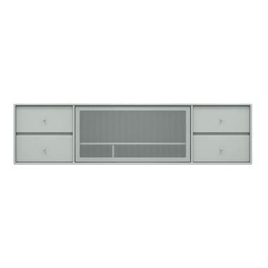 Montana TV meubel kasten systeem TV & Sound  SI14 138 cm breed
