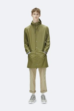 Rains Regenjas Long Jacket unisex sage 1202-78