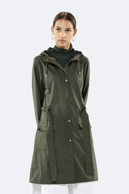 Rains Regenjas Curve Jacket green 1206-03