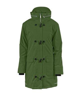 Blaest winter regenjas model Montreal groen