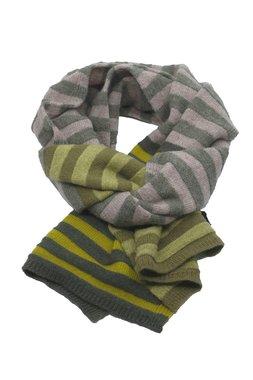 Mansted kleding Jinna sjaal legergroen