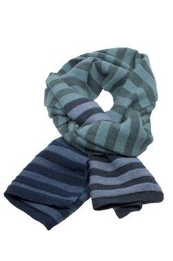 Mansted kleding Jinna sjaal midnight blue