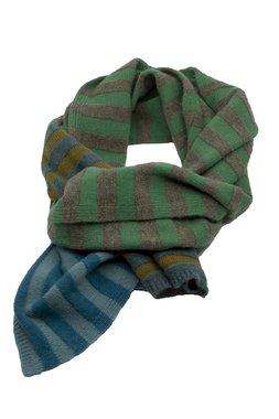 Mansted kleding Jinna sjaal emerald groen