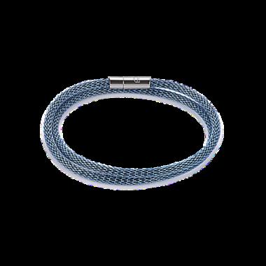 Coeur de Lion Armband 0111/ /0700 Enamelled Blue