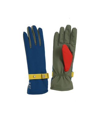 Blaest handschoenen multi colour