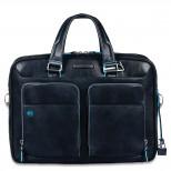 Piquadro Portfolio Computer Briefcase CA2849B2/BLU3
